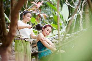 Wareerak Hot Spring Retreat Spa Treatments, THB 340