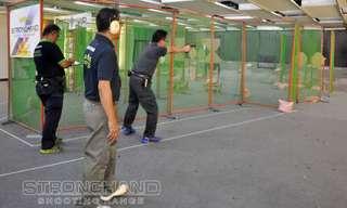 Indoor Target Shooting at Stronghand Shooting Range , ₱ 2,020