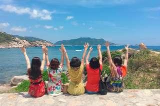 Tour đảo Bình Ba - 1 ngày (Dành cho công dân Việt Nam), VND 580.000