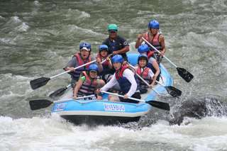 Kiulu River White Water Rafting - Half Day Trip, ₱ 1,917.80