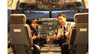 บัตรเข้าไฟลท์เอ็กซปีเรียนซ์ มาเลเซีย (Flight Experience Malaysia), THB 3,012.20