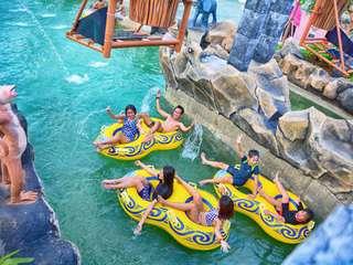 Tiket Wonderland Adventure Waterpark Karawang, Rp 45.000