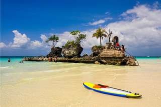 Paddle Boarding in Boracay by Southwest Travel and Tours , ₱ 552