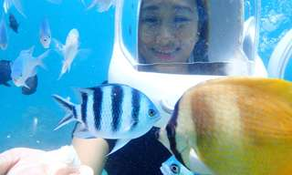 Helmet Diving in Boracay by Southwest Travel and Tours, ₱ 1,012