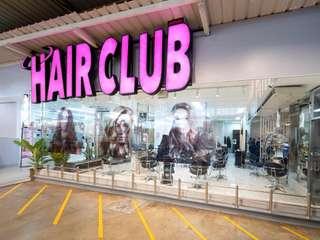 Hair Club Maruay Market Pinklao, THB 1,275