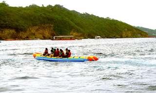 Banana Boat Ride in Boracay by Diamond Water Sports, ₱ 380