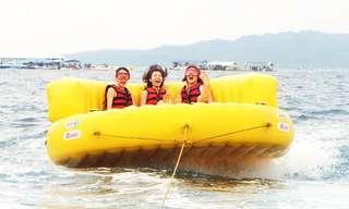 UFO Ride in Boracay by Diamond Water Sports, ₱ 555
