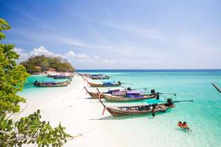 Krabi 4 Islands by Speedboat - 7 Hours (by TTD), THB 850