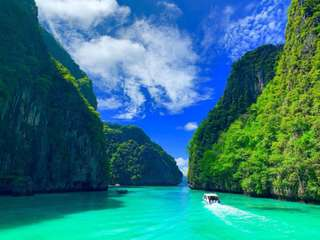 Phi Phi Islands - 1-day Tour (by TTD), THB 1,250