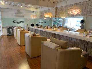 Shibuya By New Topsy Salon Hair Treatments, Rp 100.000