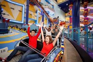 Berjaya Times Square Theme Park Admission Tickets, RM 44.30