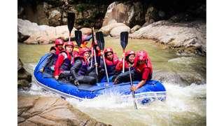 White Water Rafting Kuala Kubu Bahru, Selangor, ₱ 2,049.20