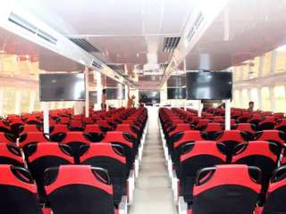 บริการรถบัส+เรือเฟอร์รี่ กรุงเทพฯ – เกาะเต่า (หรือกลับกัน) โดยลมพระยา, THB 1,209.40