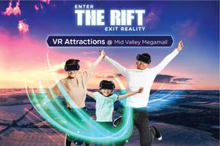 The Rift Admission Tickets, S$ 3.50