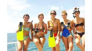 [FLASH SALE] Tour lặn biển và câu cá phía Nam đảo Phú Quốc - 1 ngày , VND 374.000