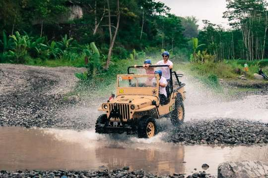 Merapi Jeep Adventure