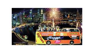1 Day Hopper Day & Night Bus Pass, RM 99.70