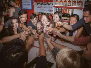 Taipei Pub Crawl, ₱ 1,245.60