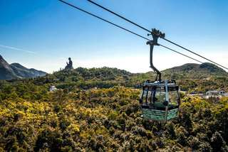Ngong Ping 360 Cable Car Tickets, ₱ 1,091.70