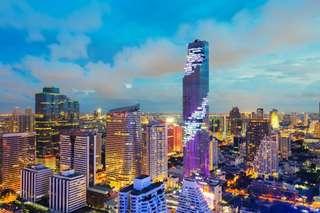 บัตรมหานคร สกายวอล์ค (Mahanakhon SkyWalk), THB 250