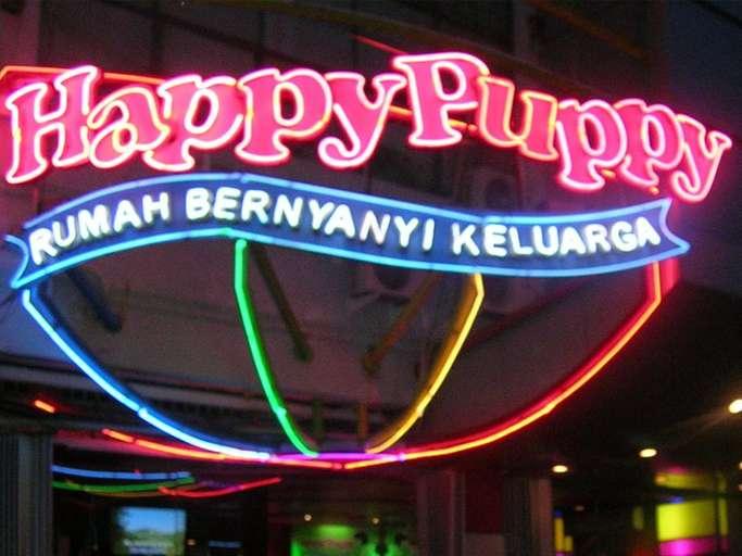 Happy Puppy Green Garden Jakarta