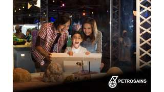 Petrosains - The Discovery Centre Admission Tickets, S$ 5.60