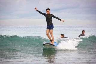 Surf Lesson at 7Surf Bali, ₱ 414.90