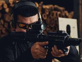 บัตรเข้ายิงปืนในแม่ริมที่ 333 Shooting Range Maerim, THB 1,390