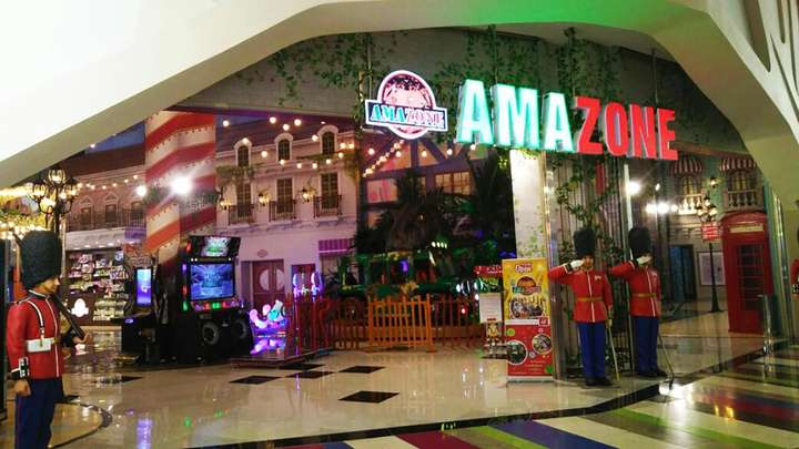 Top Up Kartu Amazone Suzuya Aceh Harga Promo 2021 Di Traveloka Xperience