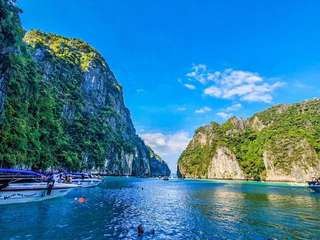 Phi Phi Islands Hopping - 1-day Tour (by Breezy Andaman), RM 332.90