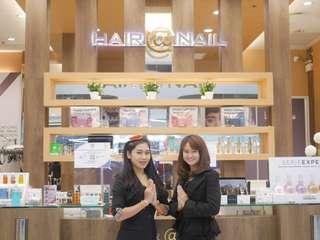 Hair@Nail Megabangna Samut Prakan, THB 999