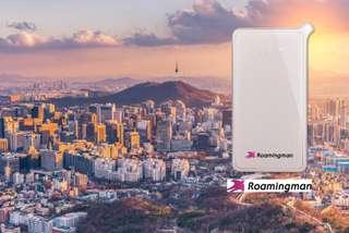 Japan, South Korea and Taiwan 3G Pocket Wifi Rental (Malaysia Pick Up) by Roaming Man, AUD 3.50