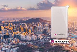 Japan, South Korea and Taiwan 3G Pocket Wifi Rental (Malaysia Pick Up) by Roaming Man, RM 11.10