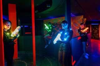 Siam Laser Games Tickets, THB 210