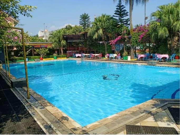 Ticket To Taman Pajajaran Sports Club Traveloka Xperience