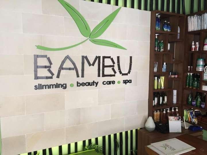 bambu spa slimming beauty care)