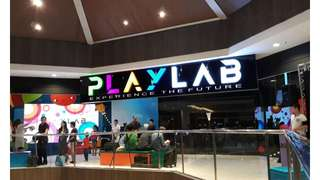 PlayLab Robinsons Galleria Ortigas Tickets, ₱ 203