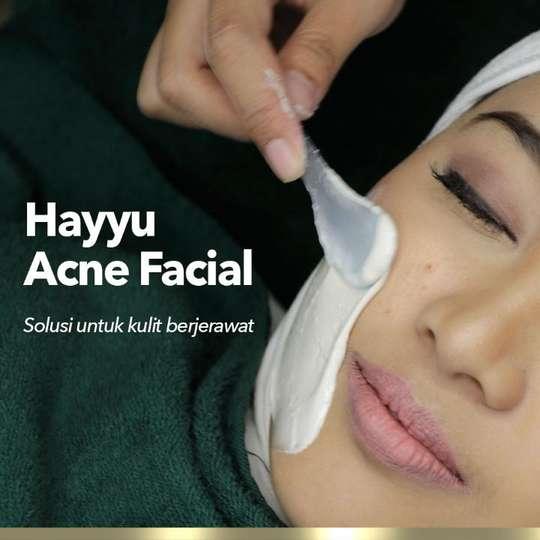 Hayyu Syar'i Skin Clinic Ruko Griya Shanta Malang