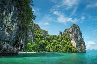 Krabi: Hong Island with Kayaking - 1-day Tour, THB 1,390
