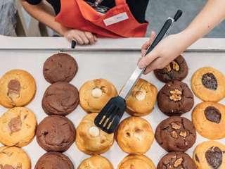 เวาเชอร์ Ben's Cookies สาขาสยามพารากอน, THB 73
