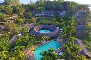 Vé tắm bùn khoáng nóng + Vé công viên nước tại I-Resort Spa, VND 170.000
