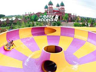 Tiket Amanzi Waterpark - Easy Access, Rp 45.000