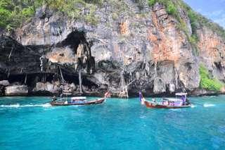 Phi Phi Island, Maya Bay, Bamboo Island by Speed boat Sea Star - 1-day Tour, THB 1,290