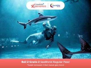 Tiket Seaworld Ancol - Easy Access