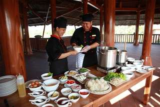 Cooking Class at Can Tho Ecolodge, THB 1,225.90