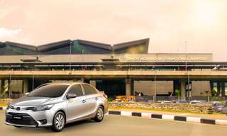 Ninoy Aquino International Airport (NAIA) to Las Piñas Private Transfers, ₱ 950