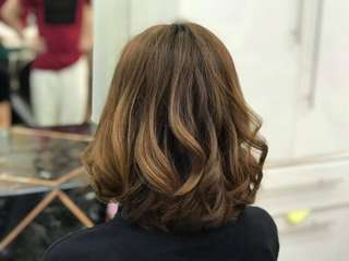 Chic Club Hair Studio Central Plaza Grand Rama 9, THB 450