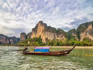 Krabi: Islands Sunset Tour by Long-tail Boat - 7-hour Tour (by Thai Marano), THB 800