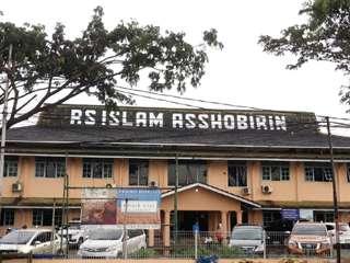 RS Islam Asshobirin Tangerang, Rp 150.000