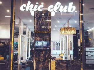 Chic Club Hair Studio Robinson Lifestyle Latkrabang, THB 450